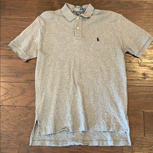 Polo soft knit shirt